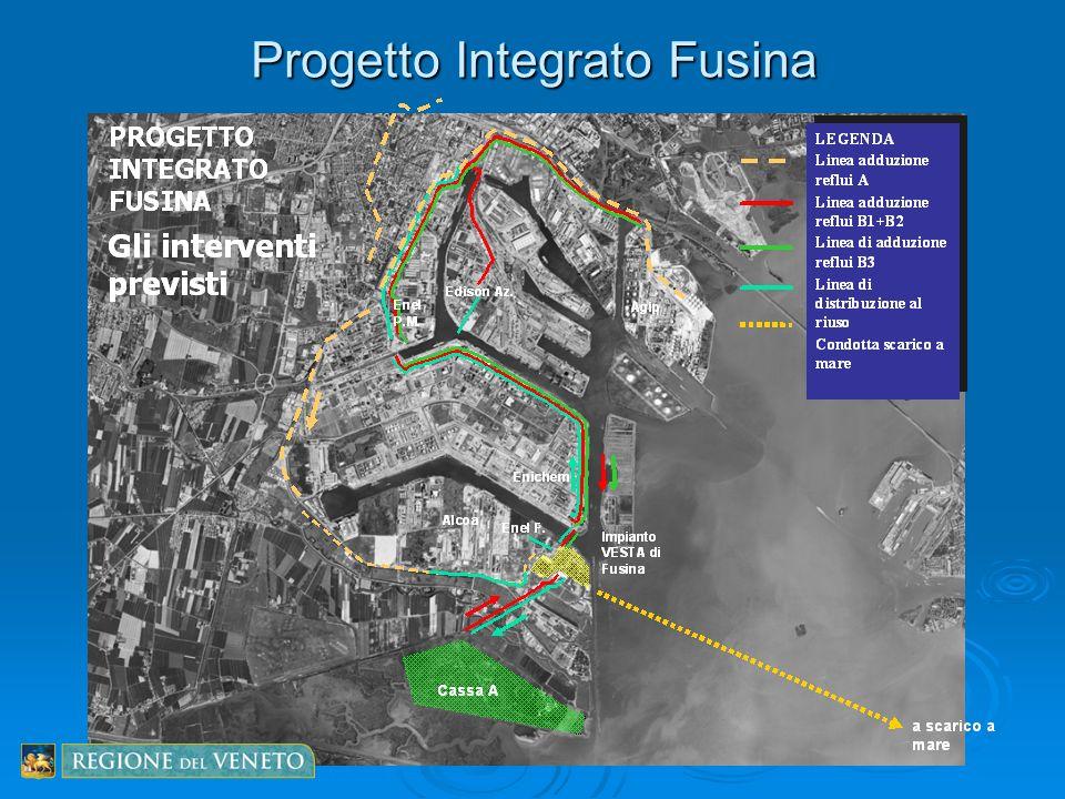 Progetto Integrato Fusina