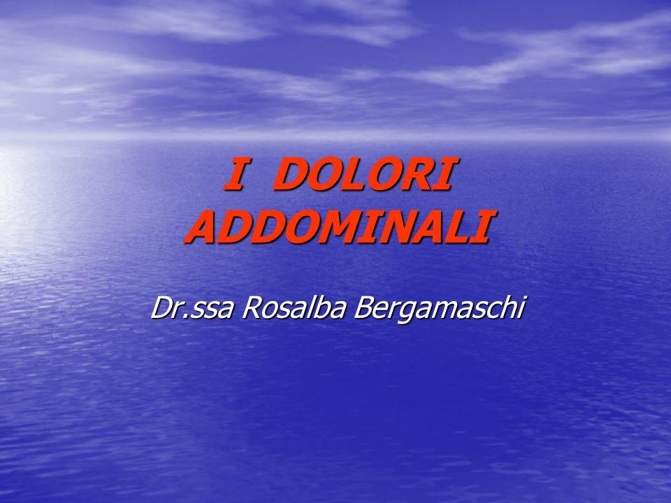 Dr.ssa Rosalba Bergamaschi