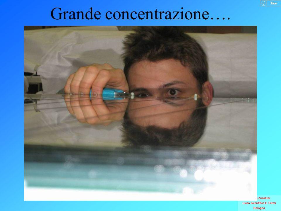 Grande concentrazione….