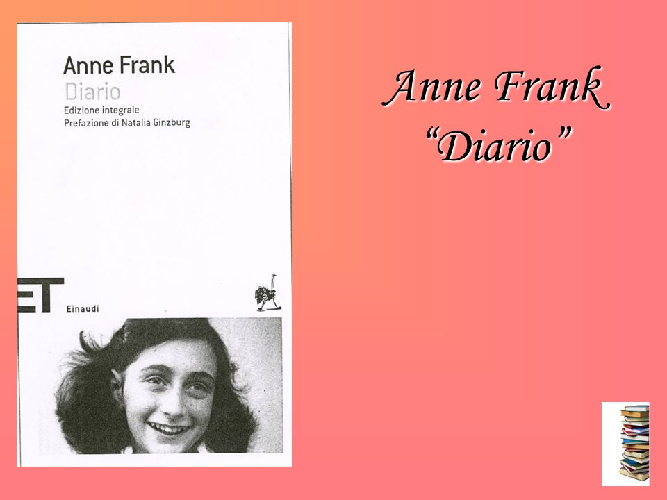 Anne Frank Diario