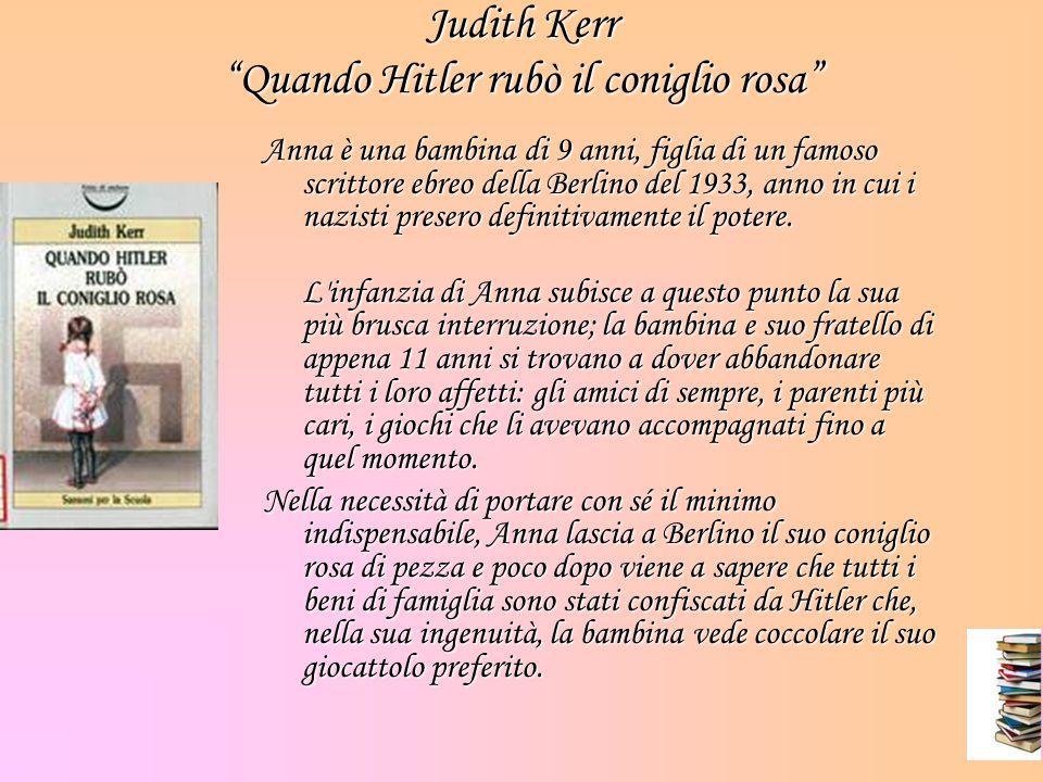 Judith Kerr Quando Hitler rubò il coniglio rosa