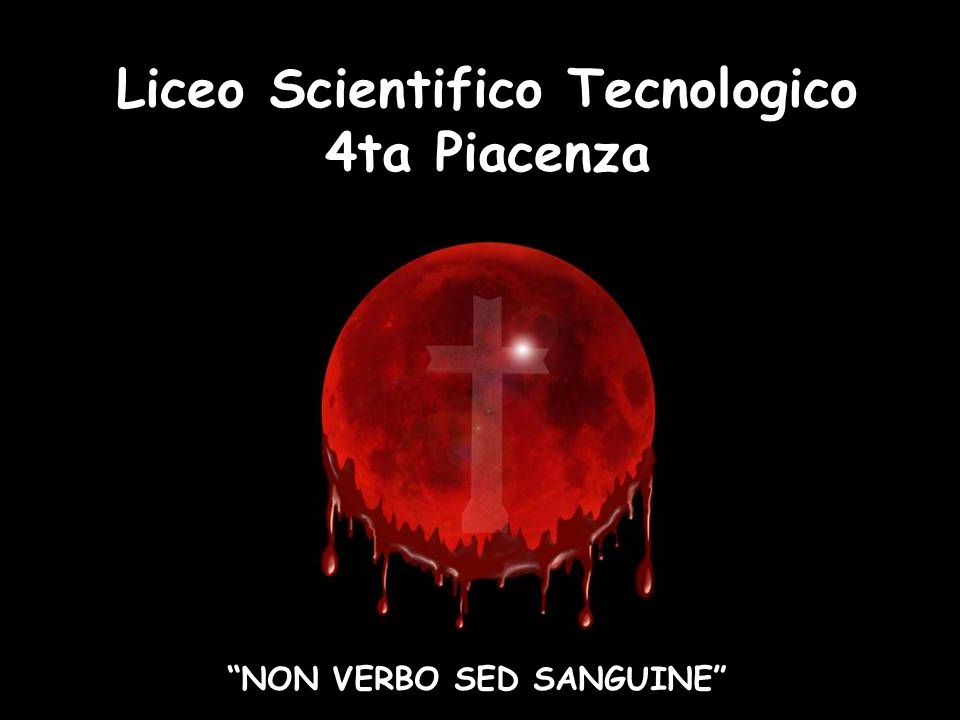 Liceo Scientifico Tecnologico 4ta Piacenza