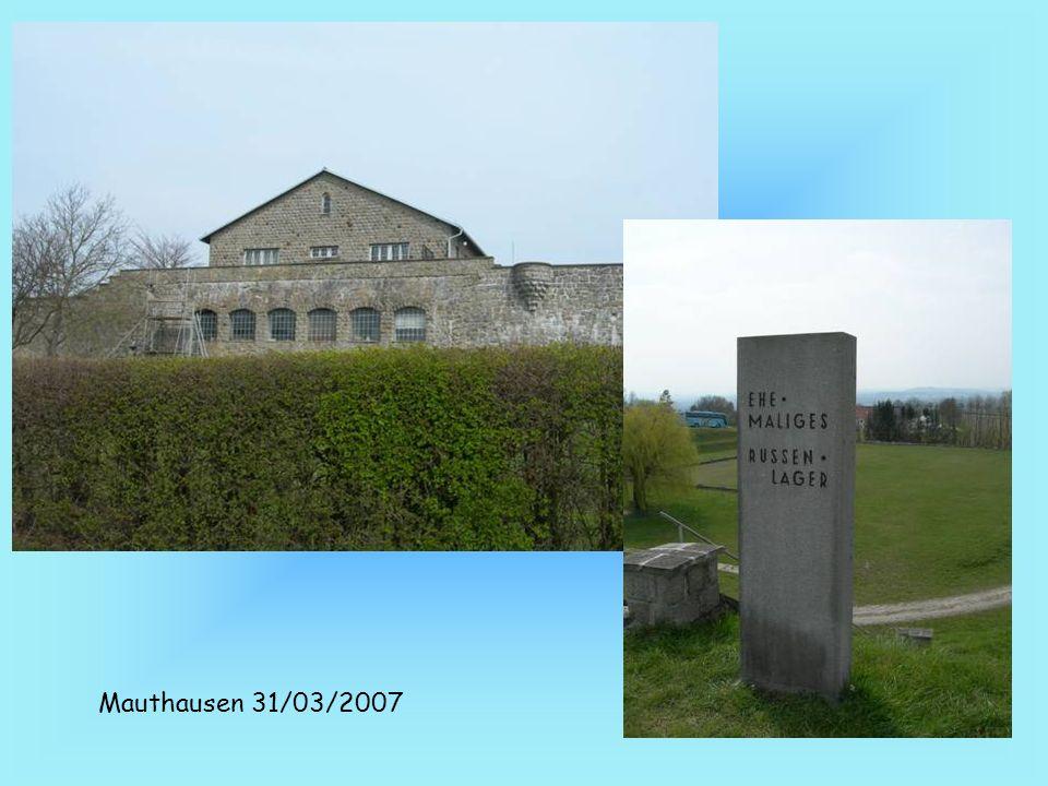 Mauthausen 31/03/2007