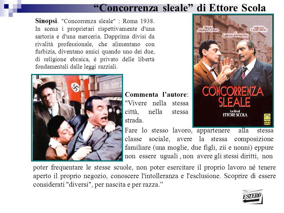 Concorrenza sleale di Ettore Scola