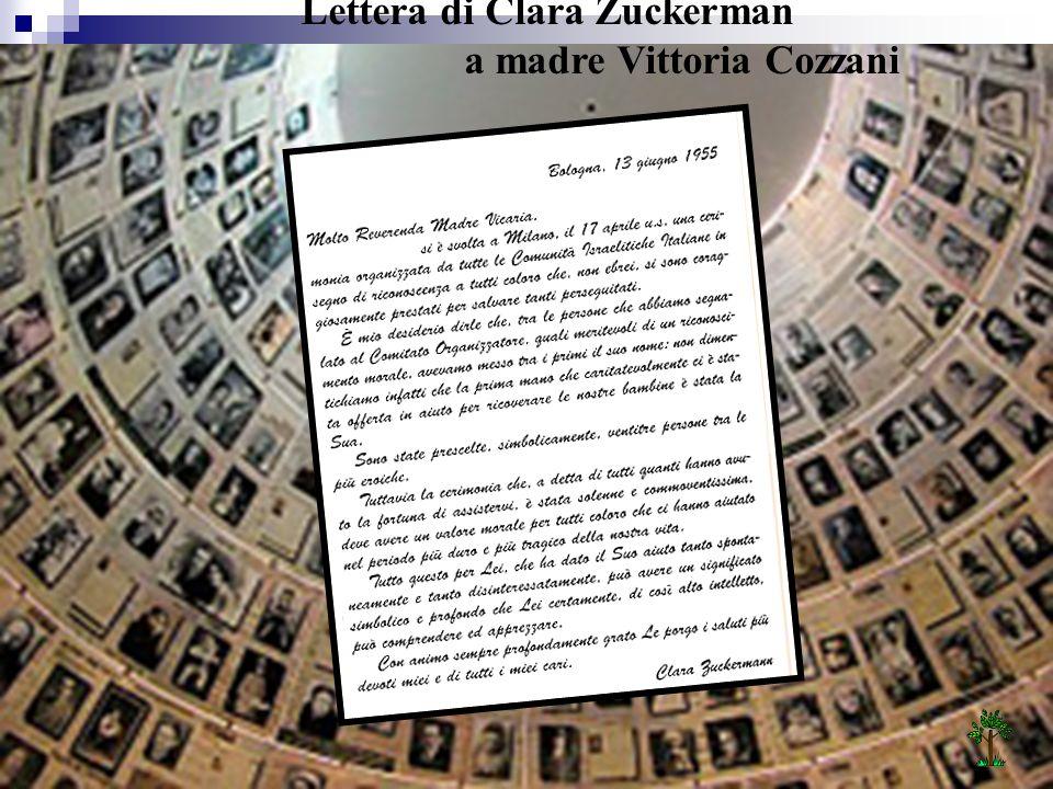 a madre Vittoria Cozzani
