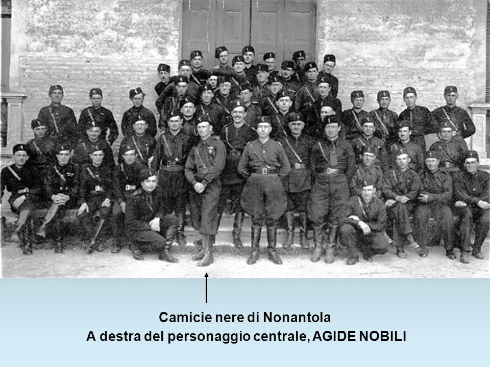 Camicie nere di Nonantola