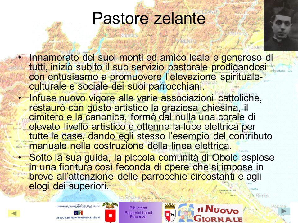 Pastore zelante