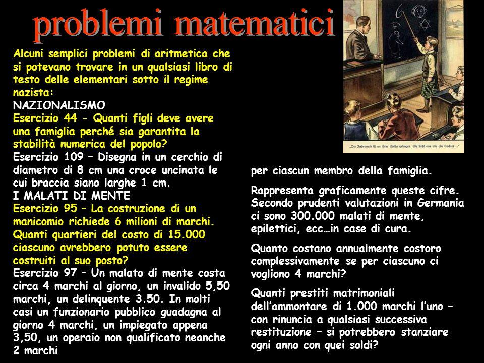 problemi matematici