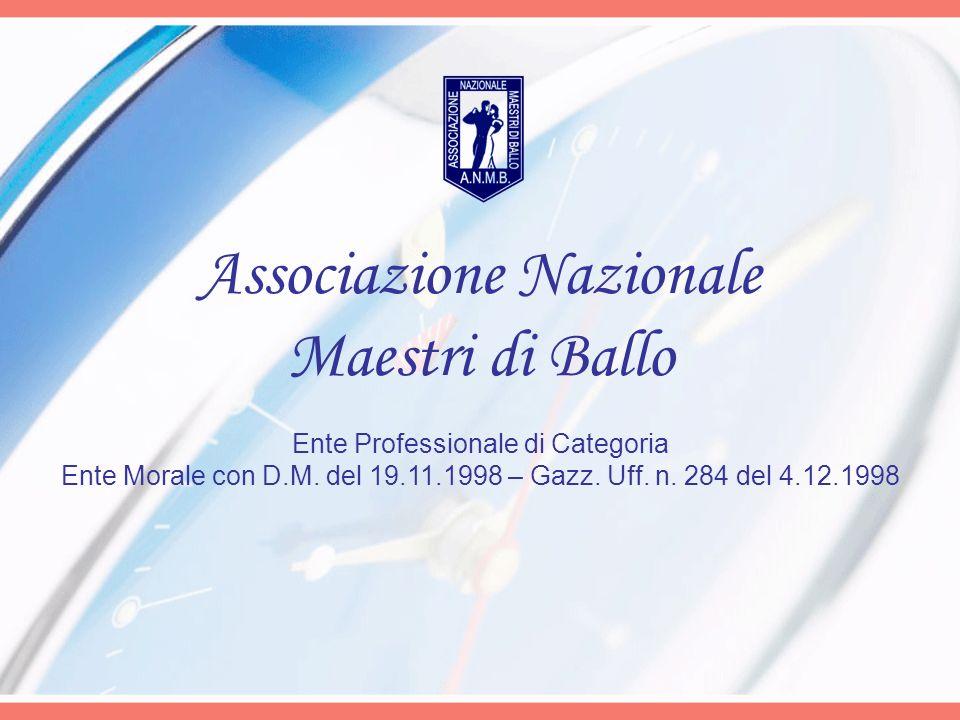 Associazione Nazionale Maestri di Ballo