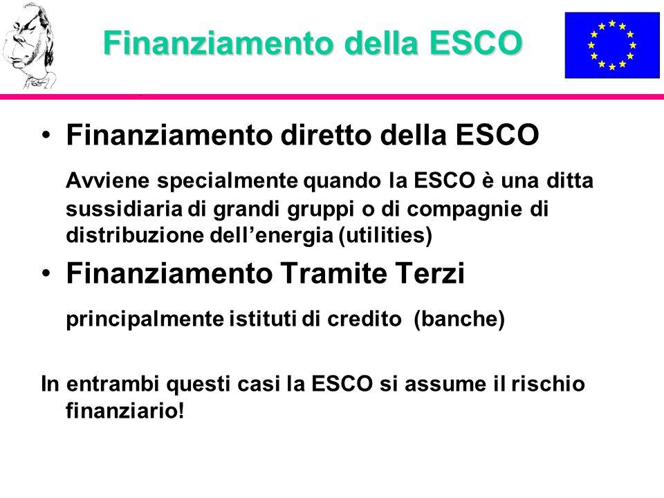 Finanziamento della ESCO