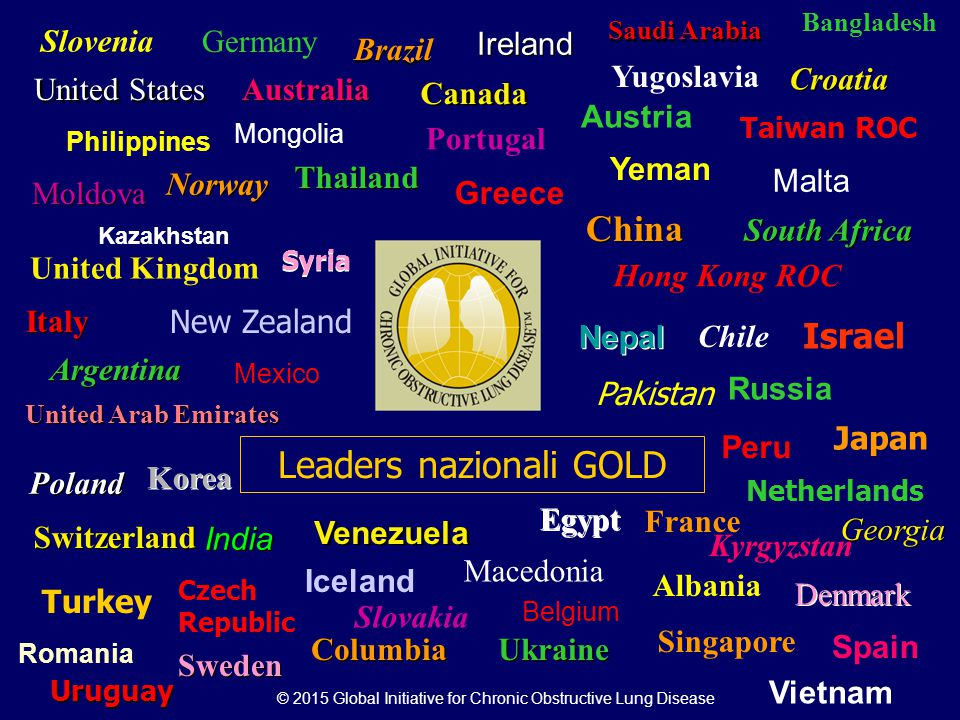 Leaders nazionali GOLD