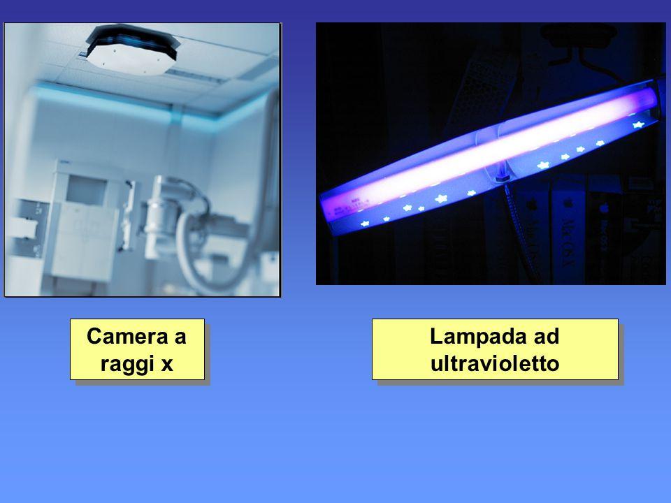 Lampada ad ultravioletto