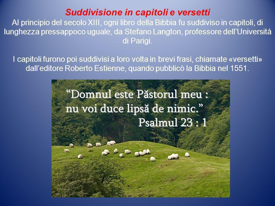 Favorito Versetti Della Bibbia SW86 » Regardsdefemmes FQ64