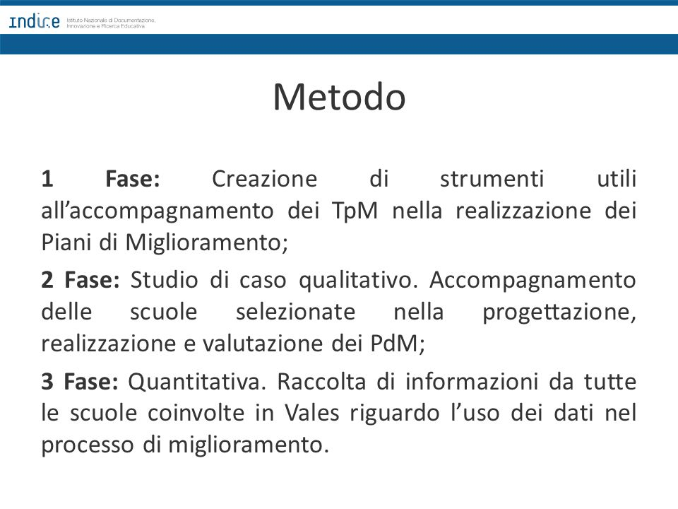 Metodo