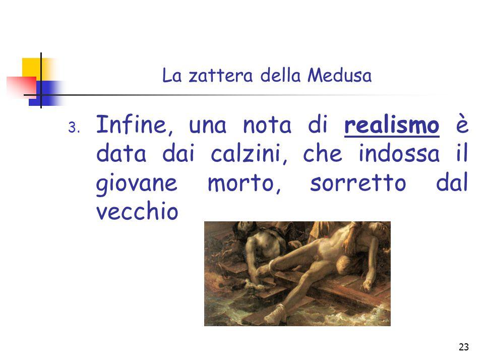 La zattera della Medusa