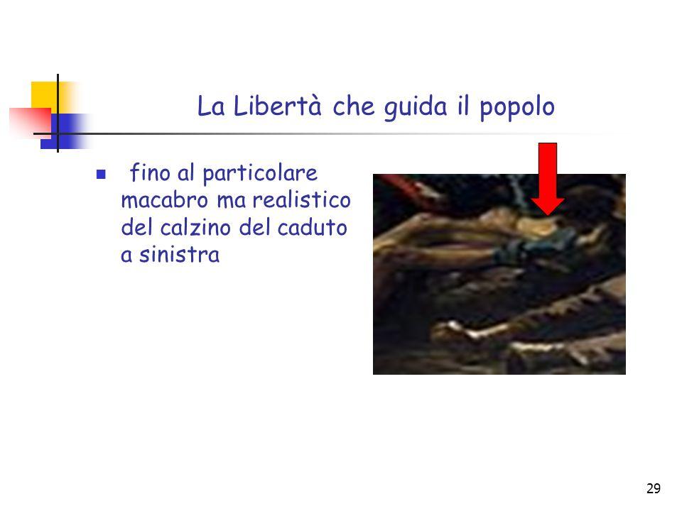 la maja desnuda e la maja vestida a confronto ppt video On la liberta che guida il popolo