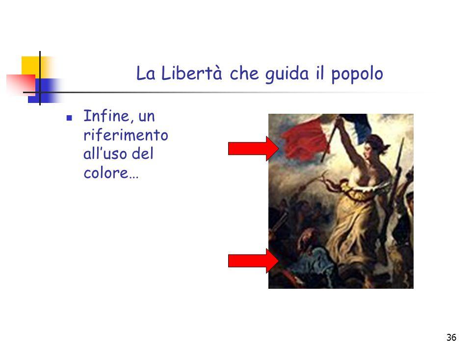 La Libertà che guida il popolo