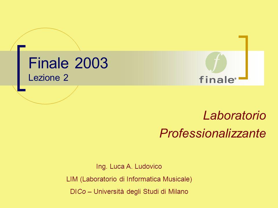 Laboratorio Professionalizzante
