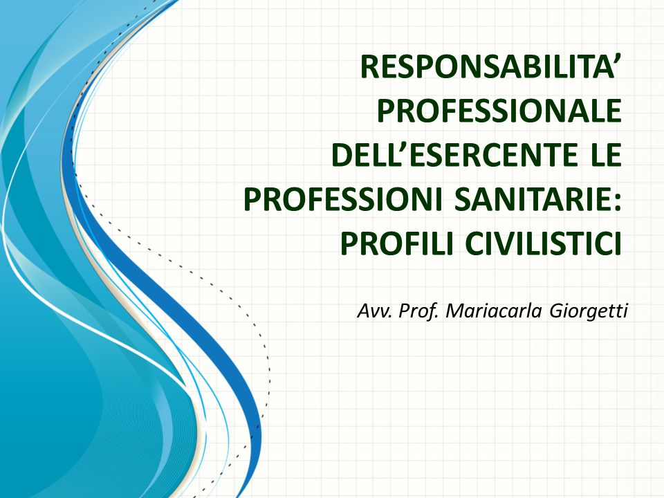 Avv. Prof. Mariacarla Giorgetti