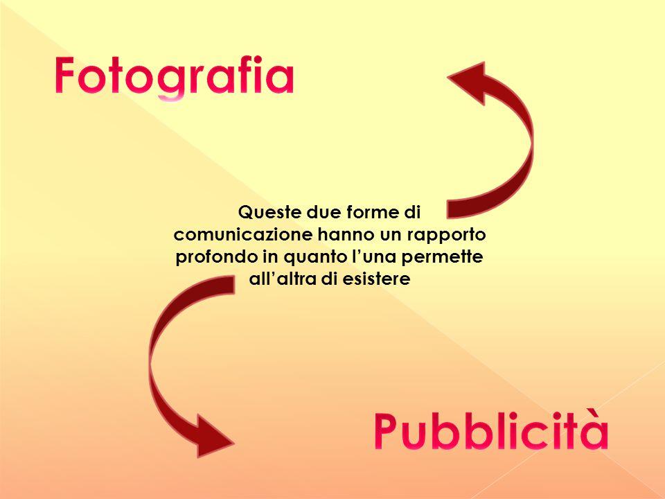 Fotografia Pubblicità