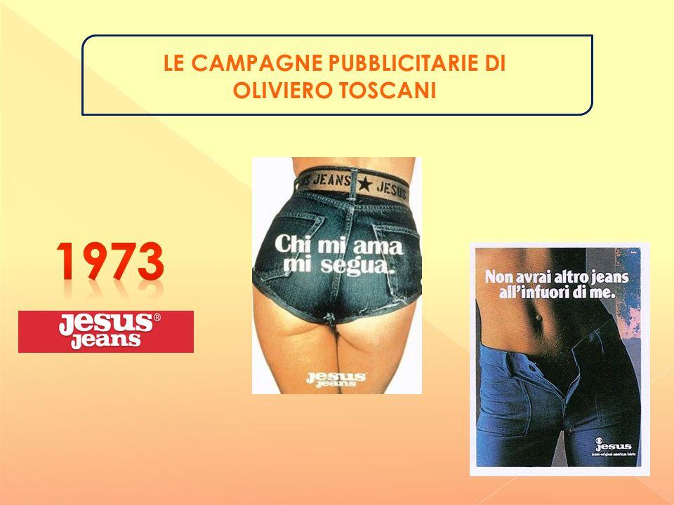 LE CAMPAGNE PUBBLICITARIE DI