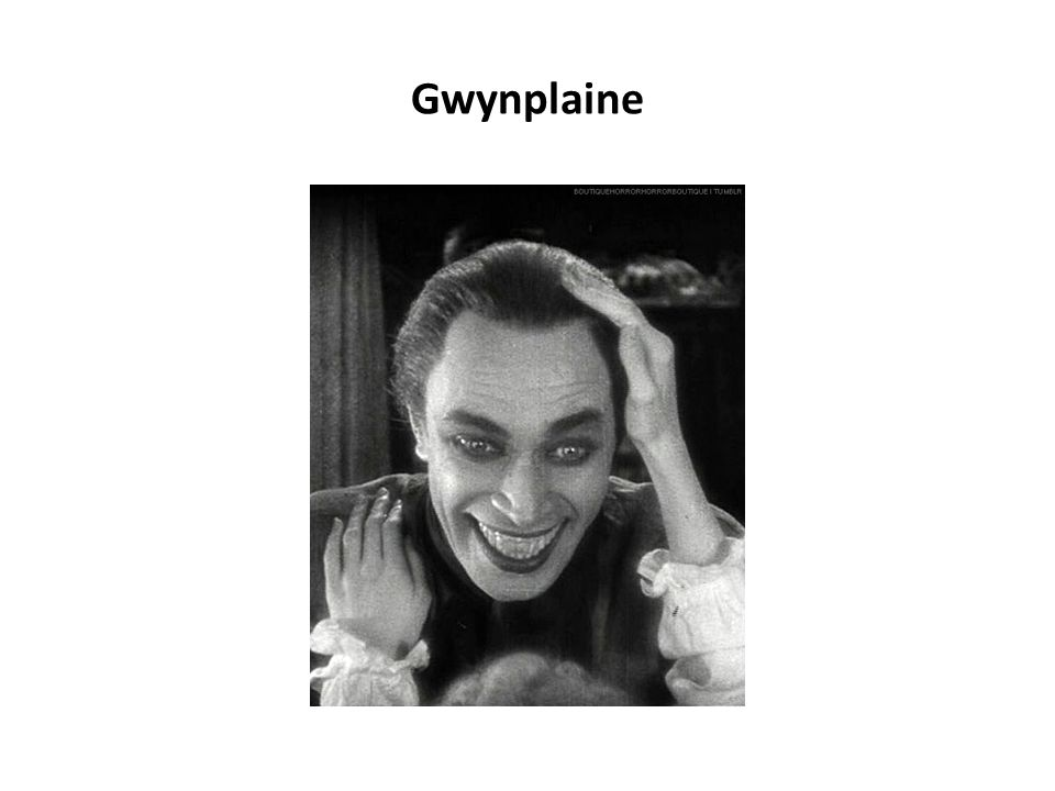 Gwynplaine