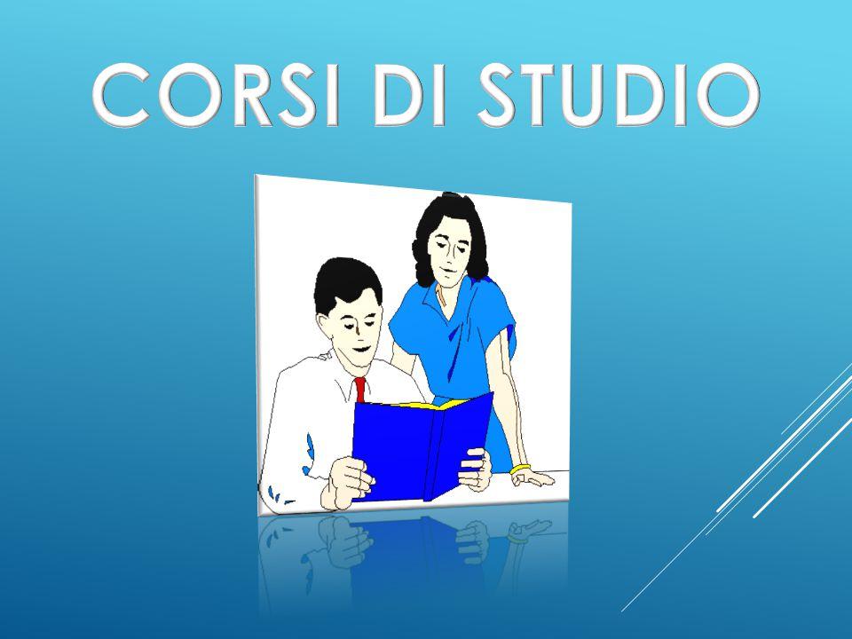 CORSI DI STUDIO