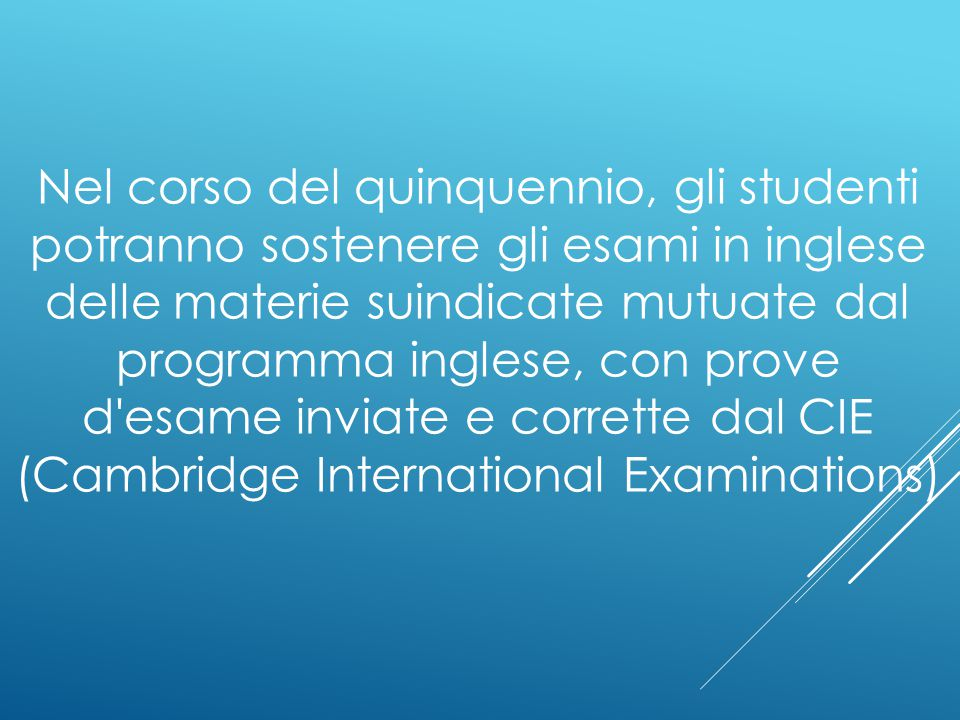 (Cambridge International Examinations)