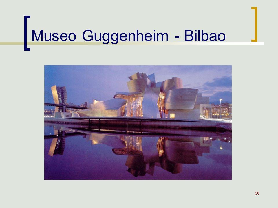 Museo Guggenheim - Bilbao