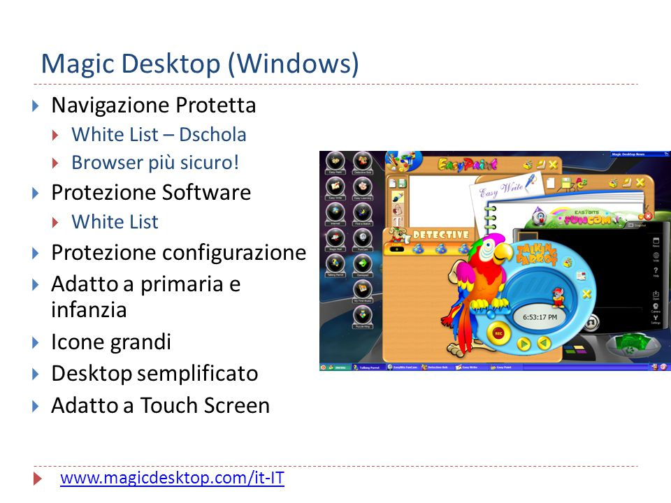 Magic Desktop (Windows)