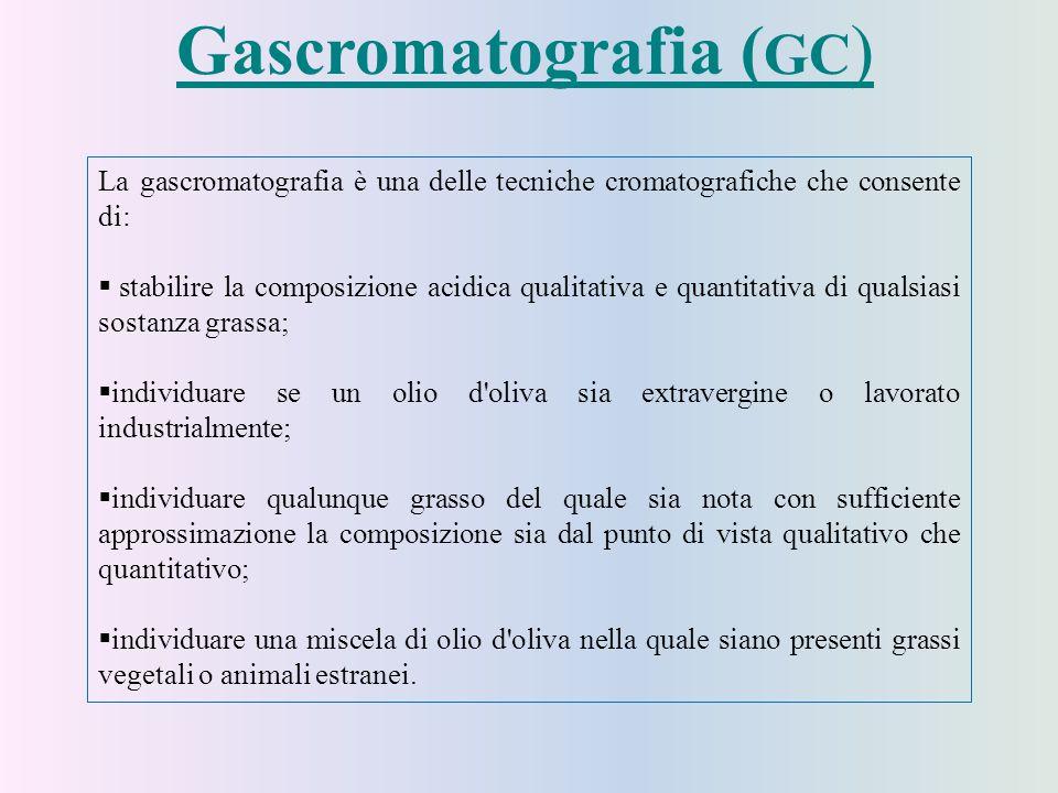 Gascromatografia (GC)