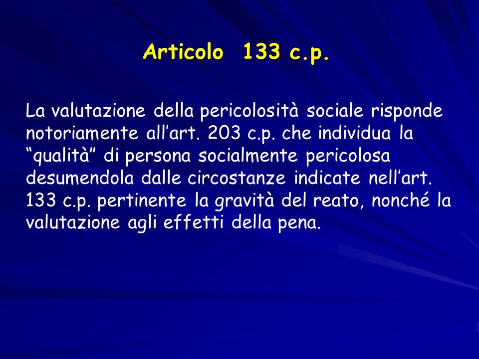 Articolo 133 c.p.