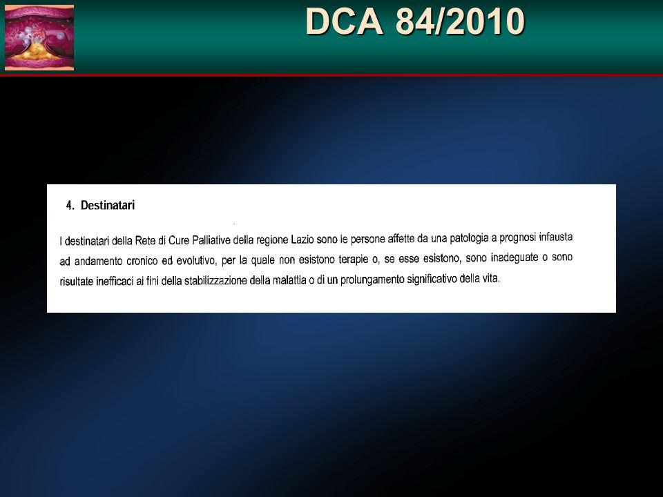 DCA 84/2010