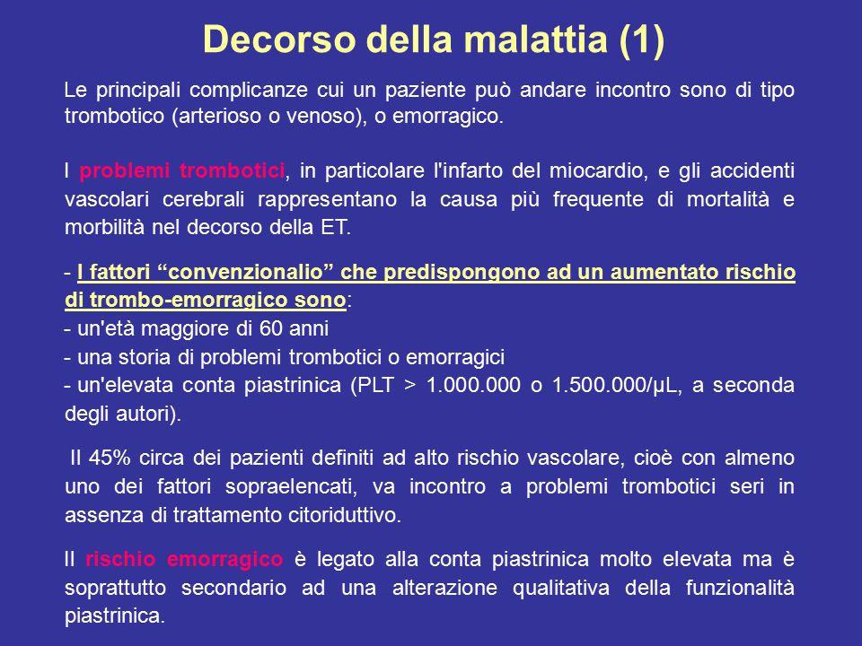 Decorso della malattia (1)