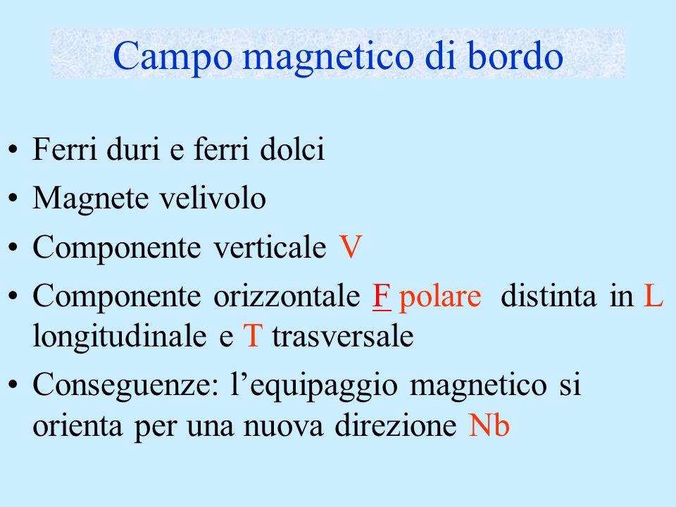 Campo magnetico di bordo