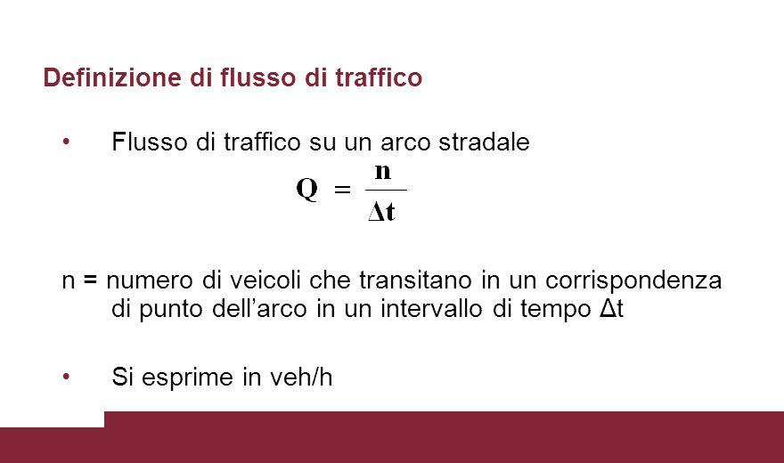 Definizione di flusso di traffico