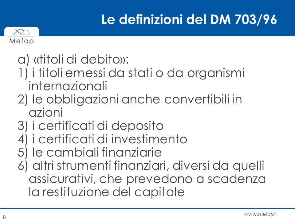 Il D.Lgs. 252/05: nuove e vecchie questioni giuridiche