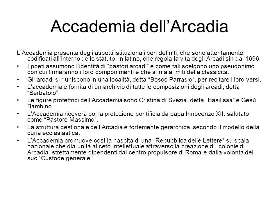 Accademia dell'Arcadia