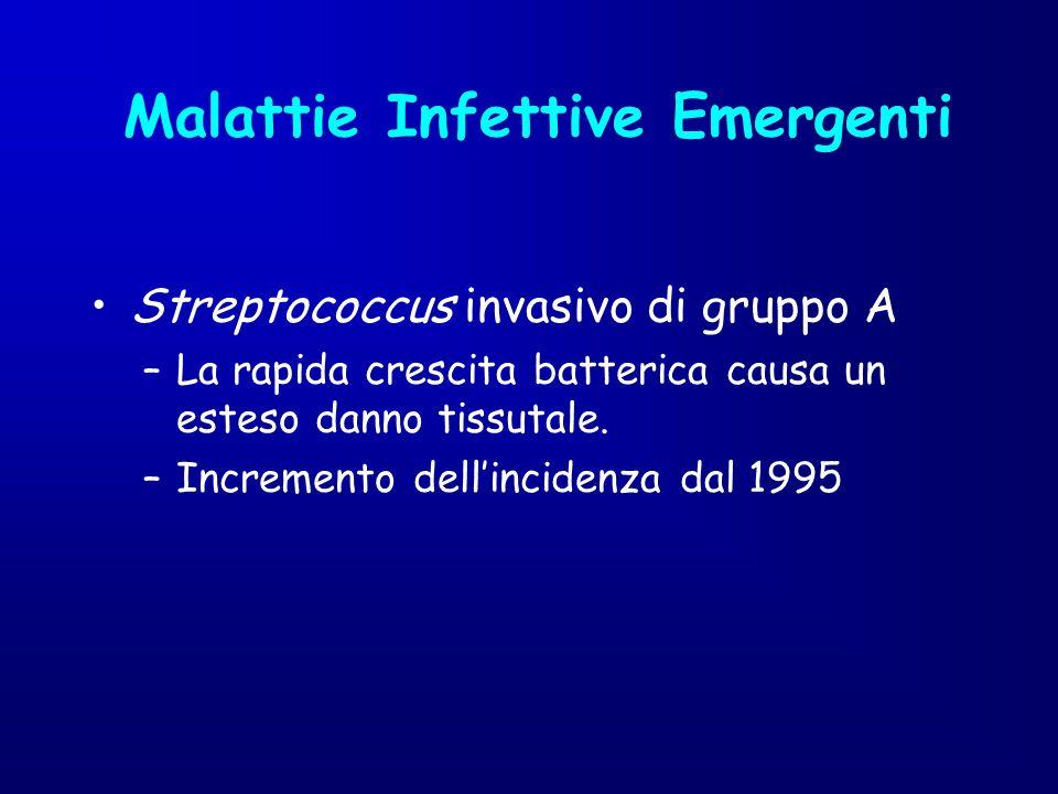 Malattie Infettive Emergenti