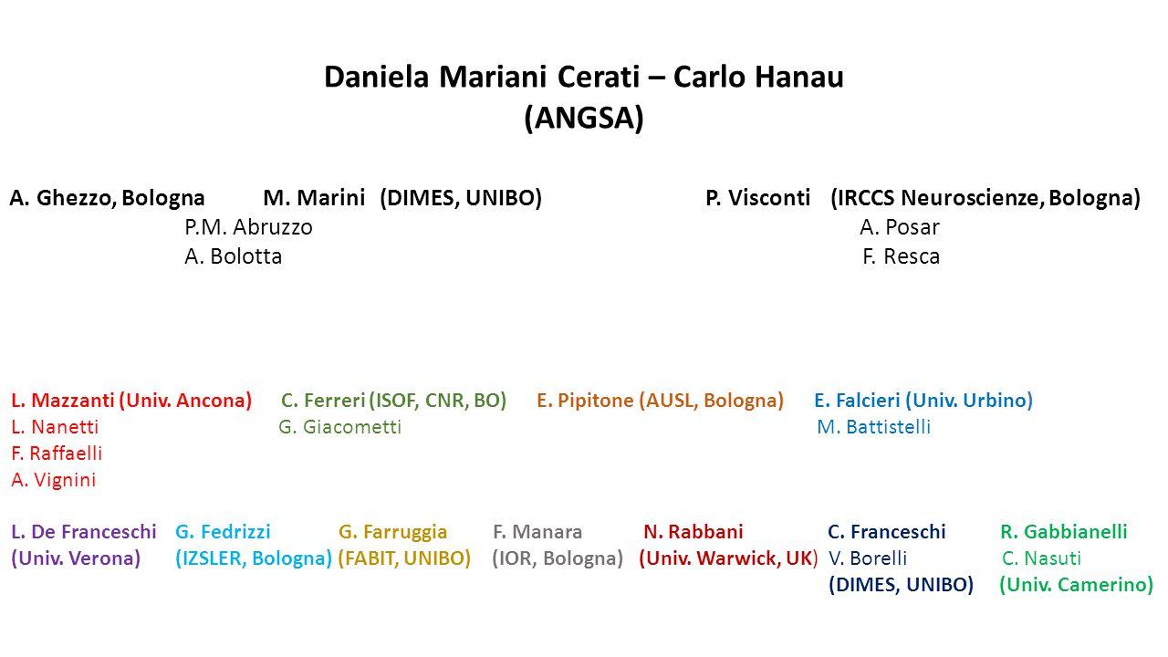 Daniela Mariani Cerati – Carlo Hanau