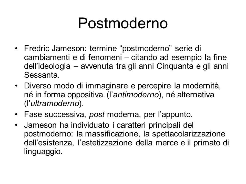 Postmoderno