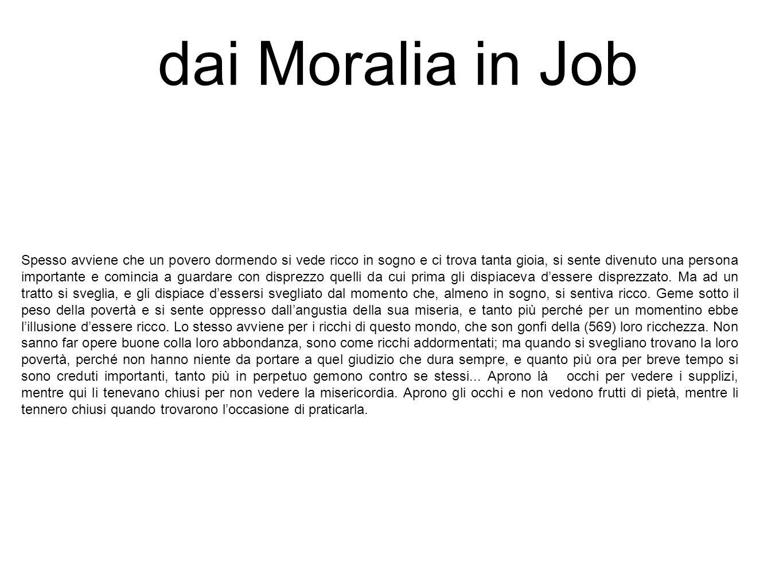 dai Moralia in Job