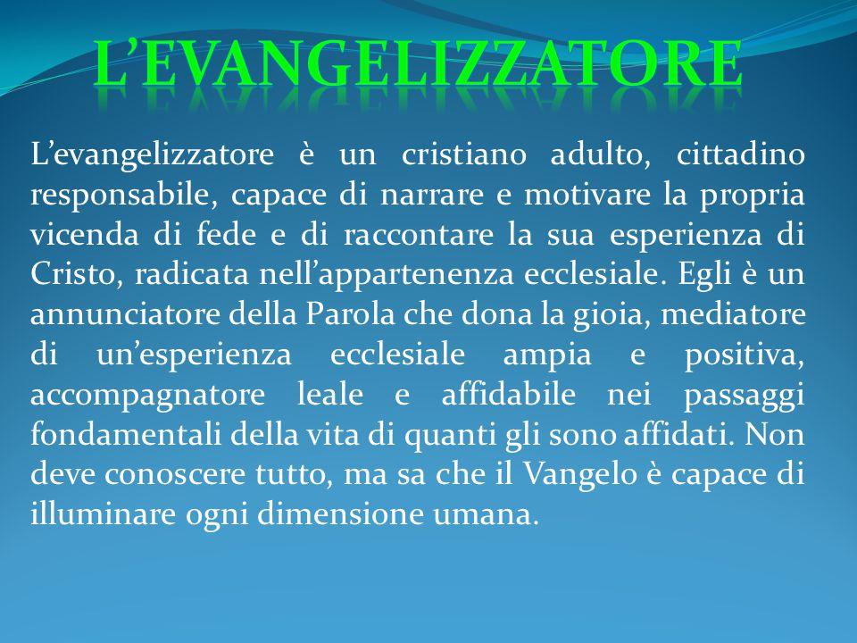 L'evangelizzatore