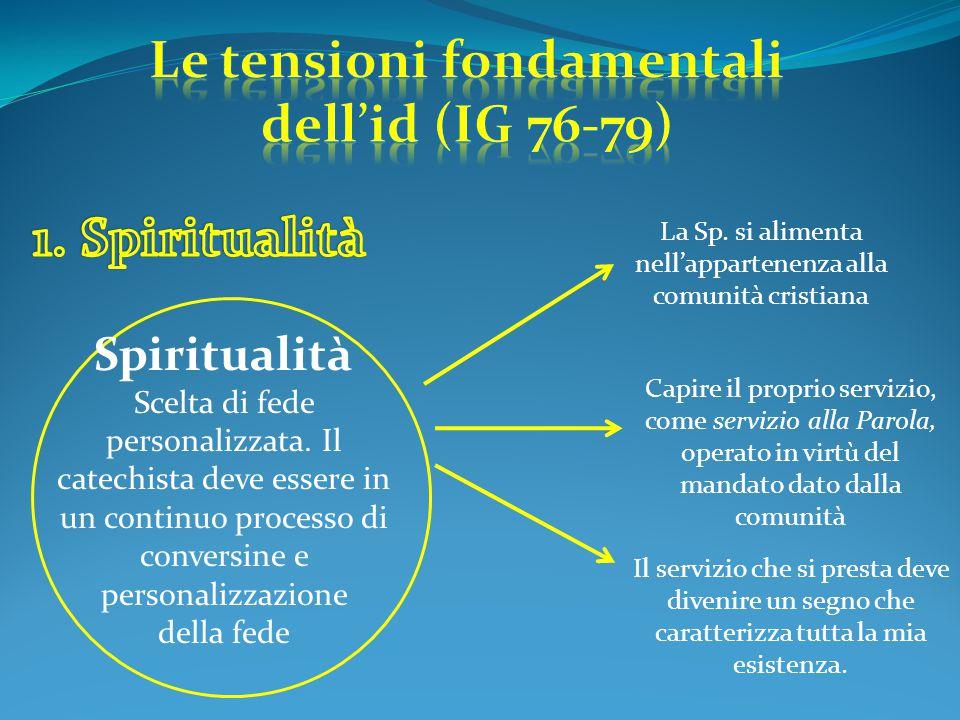 Le tensioni fondamentali dell'id (IG 76-79)