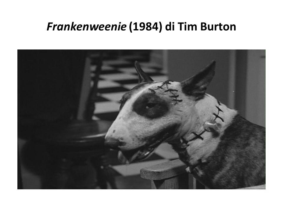 Frankenweenie (1984) di Tim Burton