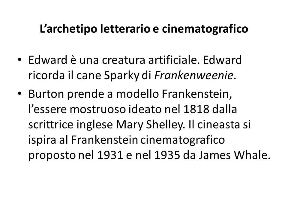 L'archetipo letterario e cinematografico