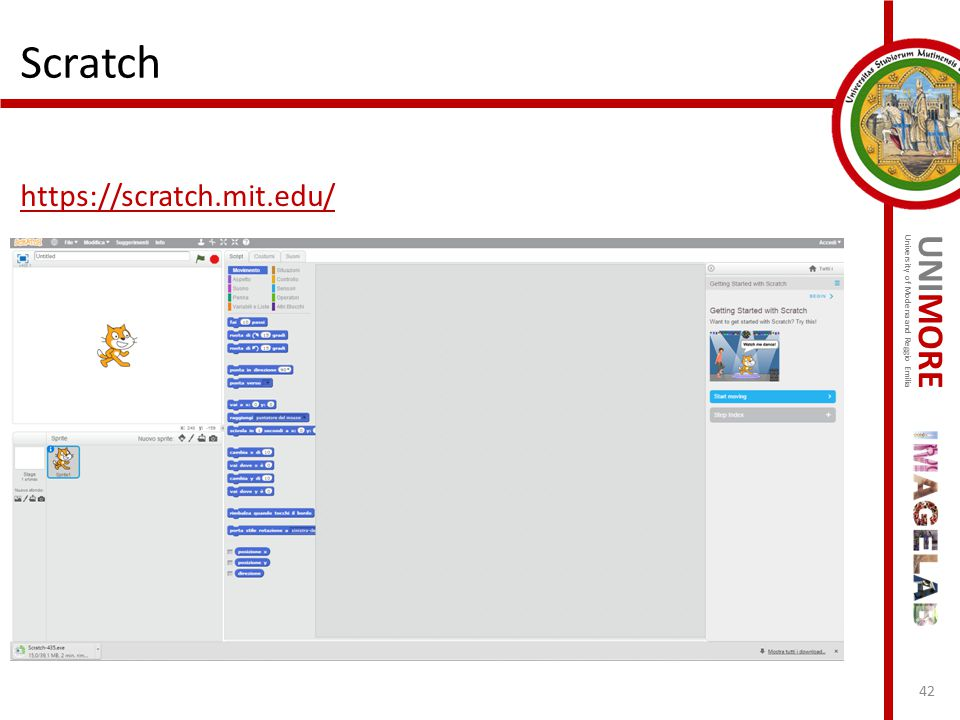 Scratch https://scratch.mit.edu/
