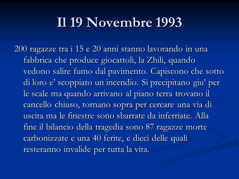 Il 19 Novembre 1993