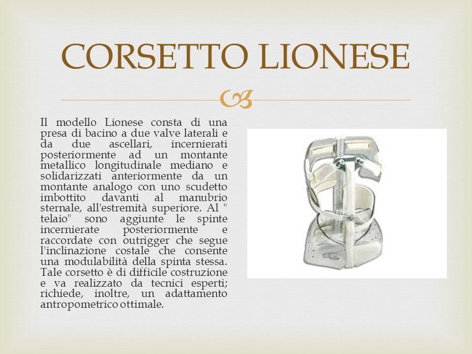 CORSETTO LIONESE