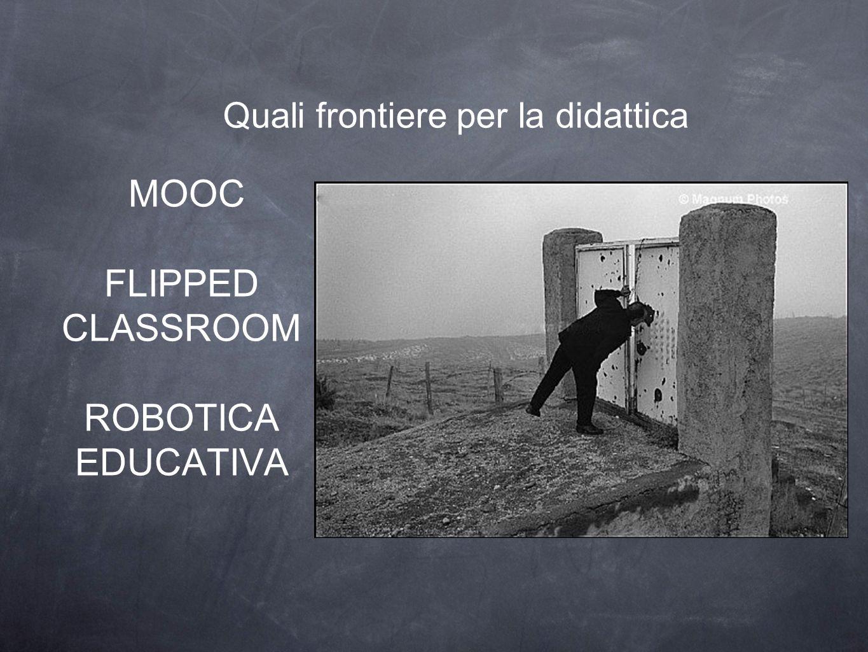 MOOC FLIPPED CLASSROOM ROBOTICA EDUCATIVA